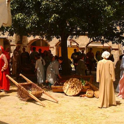 Mercato delle Gaite, Medieval Daily Life in Bevagna