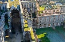 L'abbaye de Villers, une gorgée de romantisme au cœur de la Wallonie
