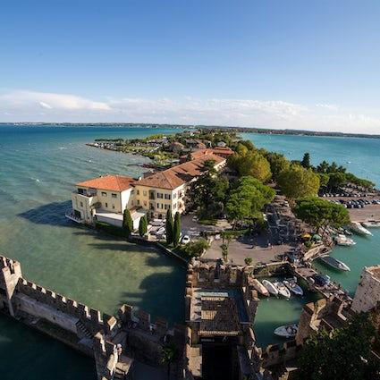 Sirmione, the pearl of the Lake Garda
