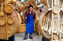 La historia de la carpintería tradicional eslovena: Suha roba