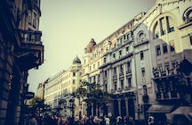 A walk through Knez Mihailova, heart of Belgrade