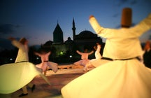 Konya, the city of Rumi