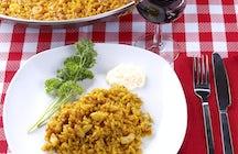 Arroz alicantino VS Paella Valenciana