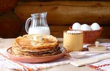 Where to try the best blini in Irkutsk during Maslenitsa?