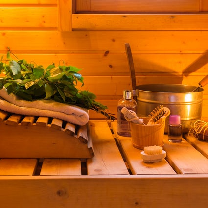 Spa and relaxation -  Keremet sauna in Nur-Sultan