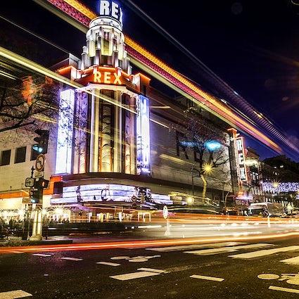 Best movie theaters in Paris: Grand Rex