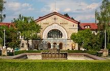 Estación de ferrocarril de Chisinau: de lo histórico a lo moderno