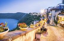 Un viaje a Castel Gandolfo
