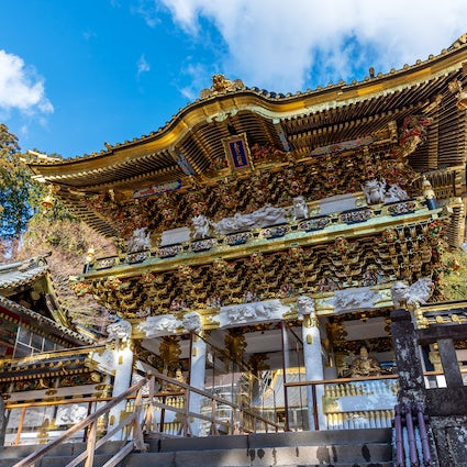 Japan's most beautiful shrine: Nikkō Tōshō-gū