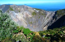 Volcán Irazú: Excelente ecoturismo