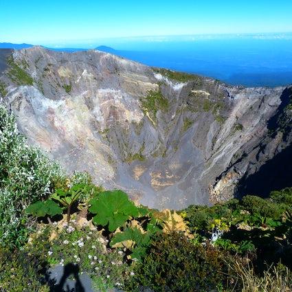 Vulcão Irazú: Excelente ecoturismo
