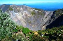 Irazú Volcano: Excellent ecotourism