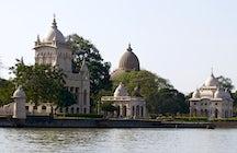 Belur Math: een rustig klooster in de buurt van Kolkata