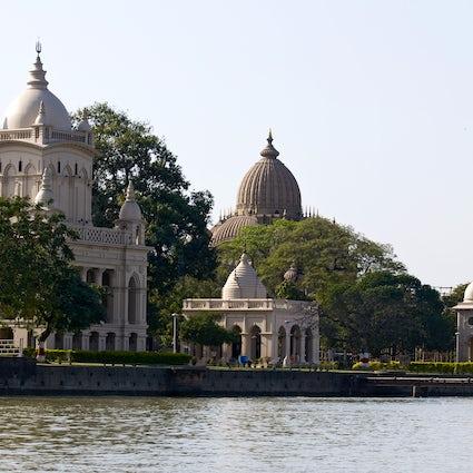 Belur Math: a tranquil monastery near Kolkata