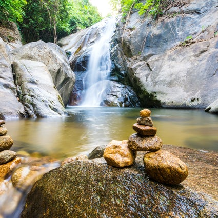 Huay Kaew Waterfall, an oasis in the city of Chiang Mai