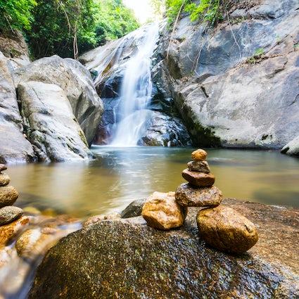 Huay Kaew Waterfall, an oasis in the city of Chiang Mai
