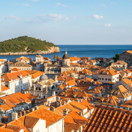 Dubrovnik-Neretva - the most famous county in Croatia