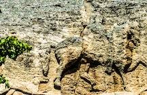 Explorando los misterios del antiguo Jinete Madara cerca de Shumen