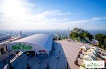Kok-Tobe Park: der schönste Panoramablick auf Almaty