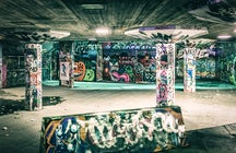 Long live Southbank, London