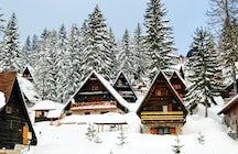 Where to ski around Banja Luka?
