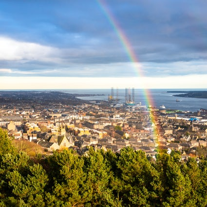 Dundee, the Unesco city of design