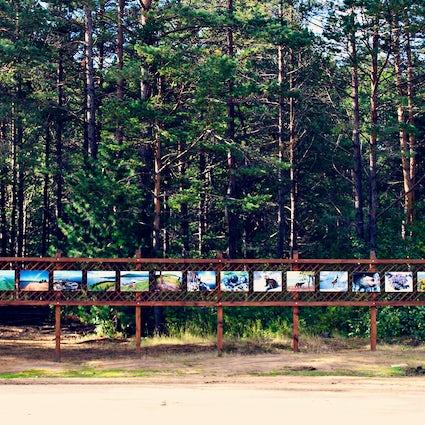 Chief treasures of Zabaikalsky National Park