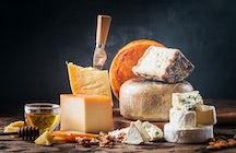 "The story of Lithuanian cheese ""Džiugas"" from Telšiai"