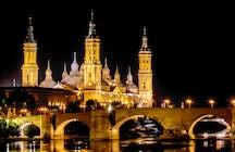 Una noche en Zaragoza