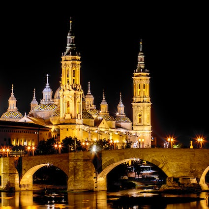 One night in Zaragoza