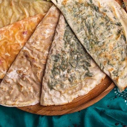 Cocina azerbaiyana: Qutab