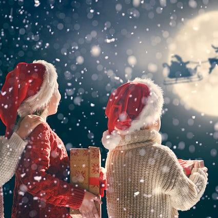 Winterspaß für Kinder und Erwachsene in Eriwan