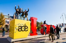 Amsterdam Dance Event (ADE), the biggest electronic music platform in the world!