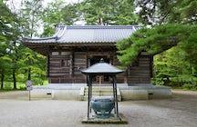 Hiraizumi, een werelderfgoedstad in Iwate