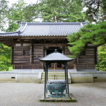 Hiraizumi, a World Heritage town in Iwate