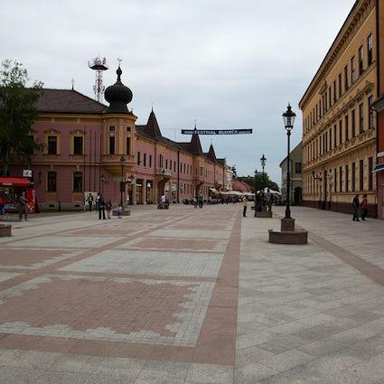 Vinkovci – emperors' birthplace