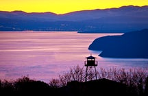 Kvarner, a gulf filled with islands