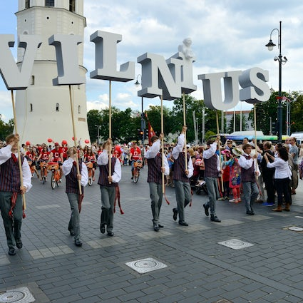 Be inspired by 100 years of songs and dances in Lithuania