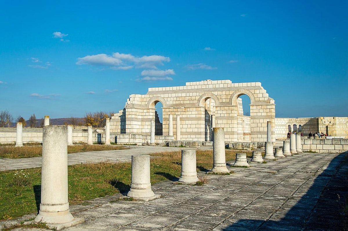 A stroll around Pliska, where Bulgarians got christianized