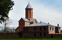 New Shuamta – a medieval monastery in Kakheti