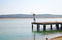 Foz do Arelho: the sea, the village, and the lagoon