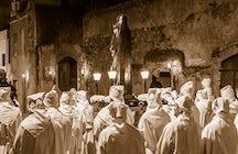 Ritos de Semana Santa en Iglesias, Cerdeña