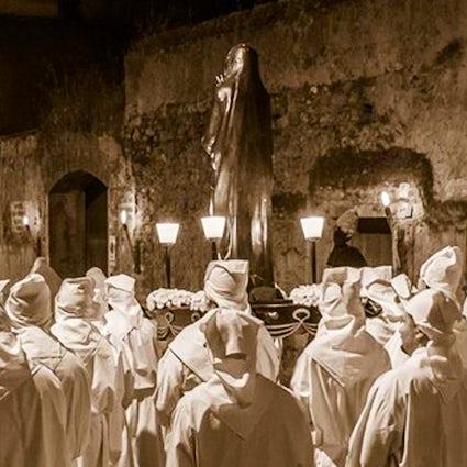 Holy Week rites in Iglesias, Sardinia