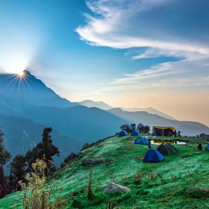 Triund - India's most underrated trekking destination