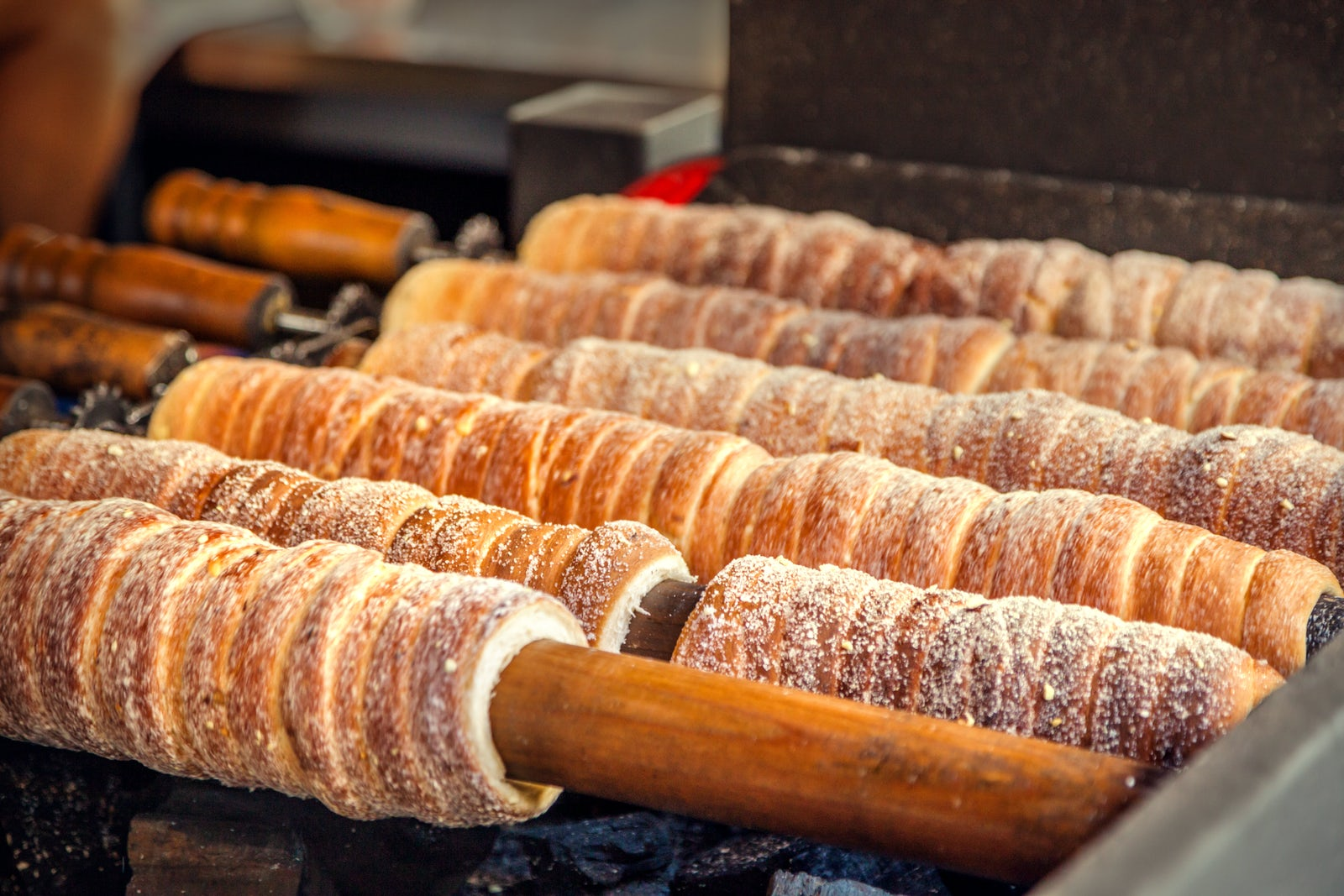Trdelnik- the Czech Winter Delight