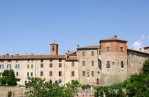 Paciano, een van de beste buurtschappen van Italië