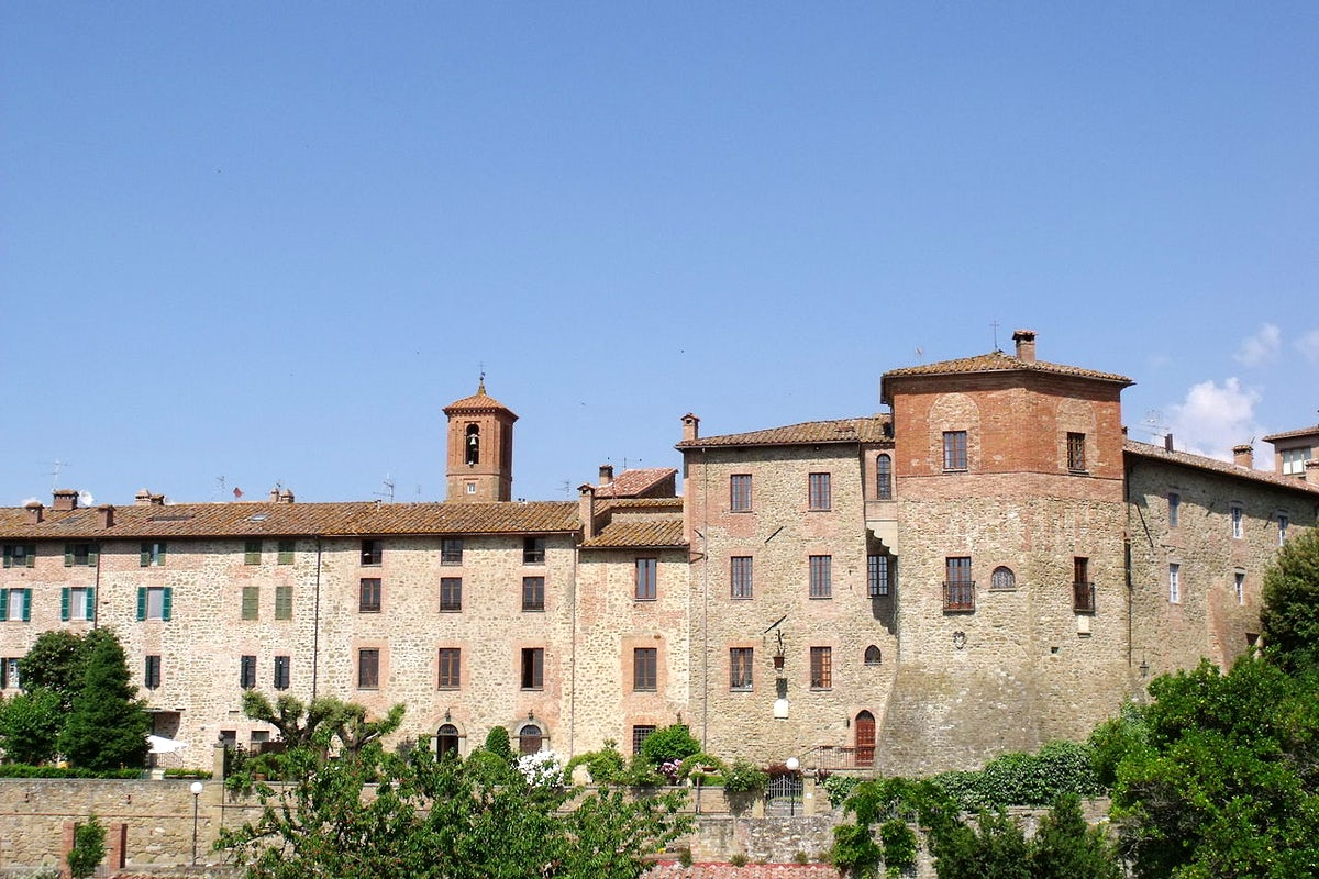 Paciano, one of Italy's best hamlets