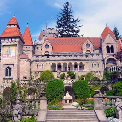 El castillo de hormigón de Bory del Libro Guinness de los Récords