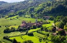 Valle d'Astino, un oasis verde a pocos pasos de la ciudad