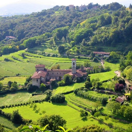 Valle d'Astino, a green oasis a few steps from the city